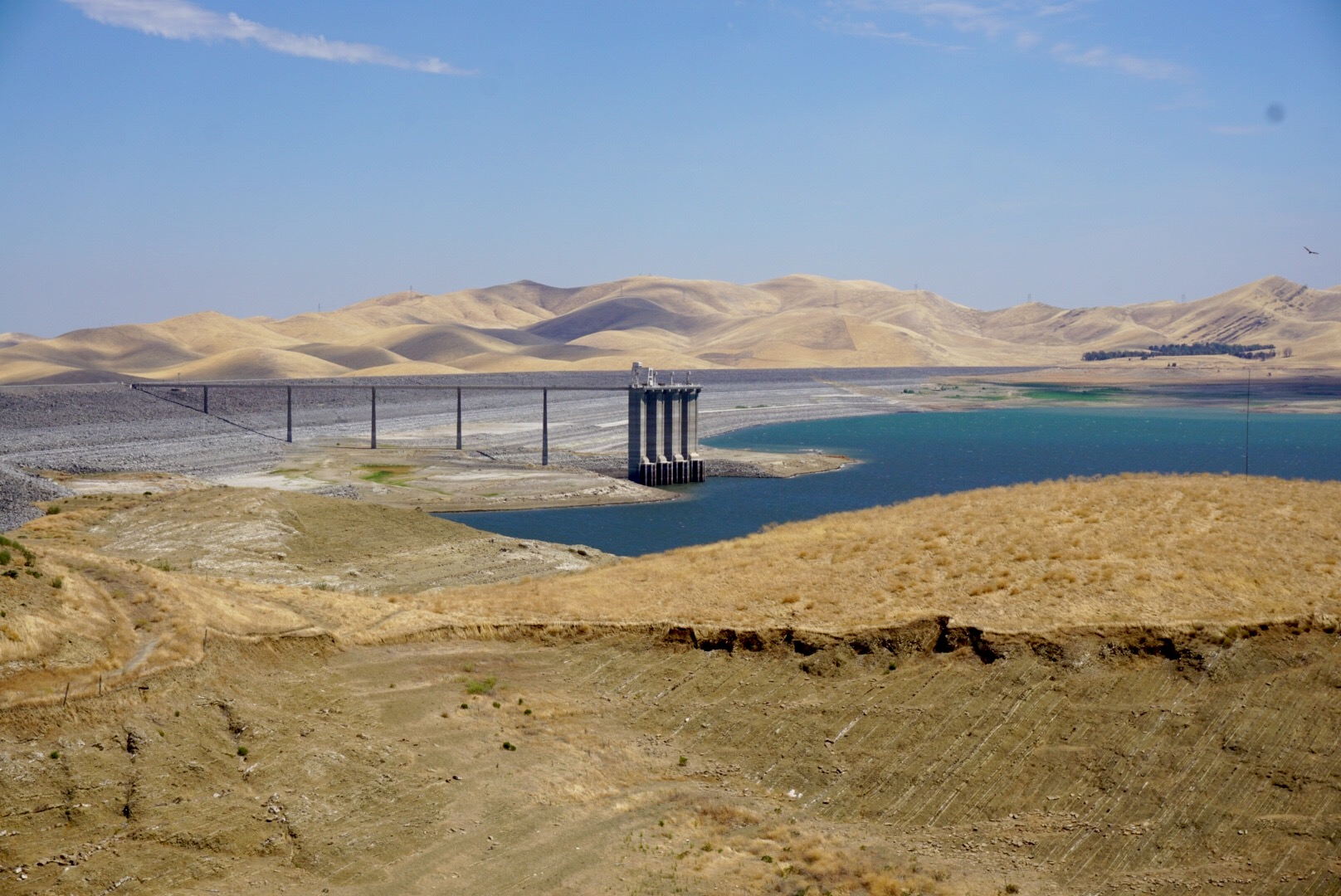 8 6 16 statement by byron bethany irrigation on water for San luis reservoir fishing